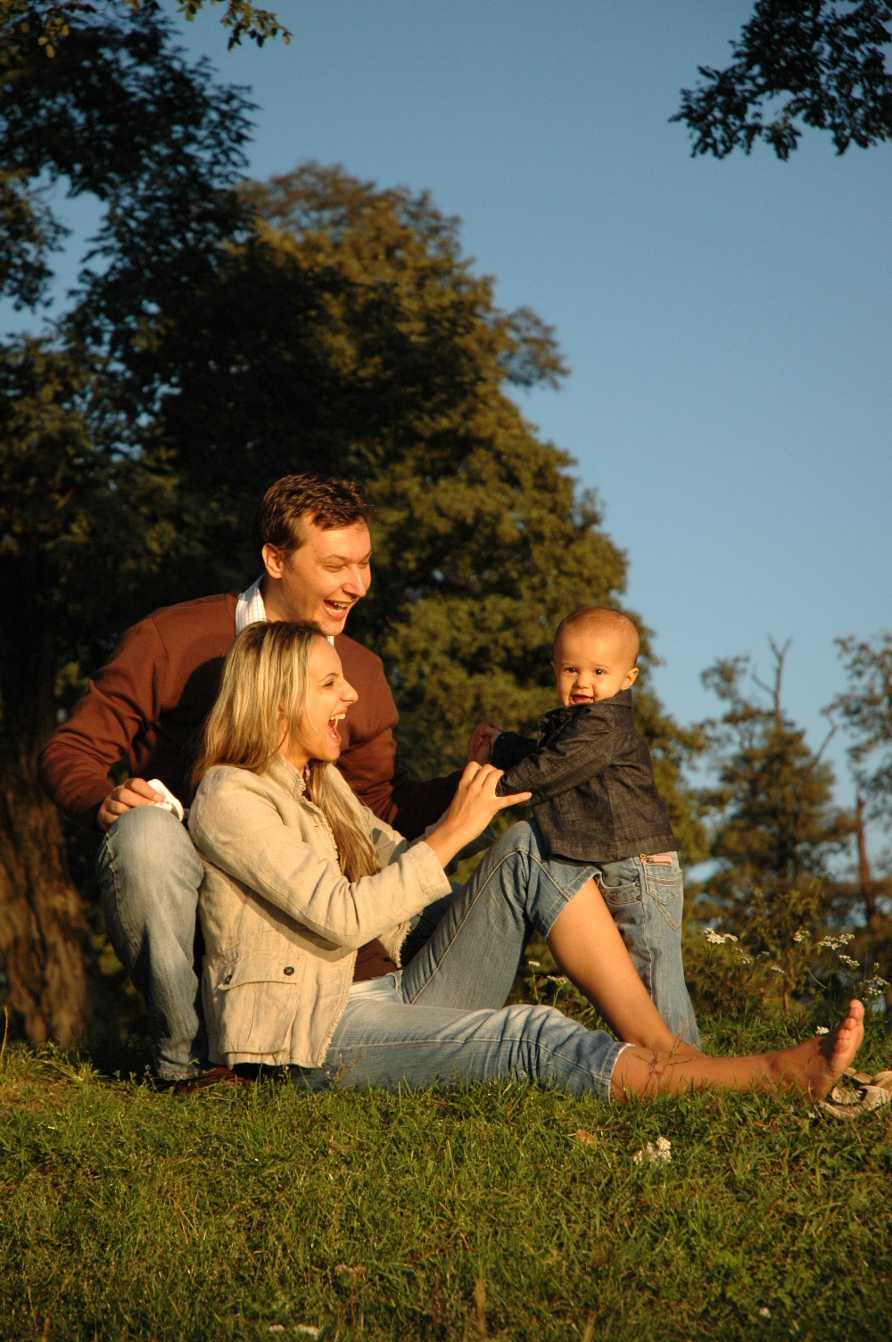 Etes-vous un fils à maman ou une fille à papa ?