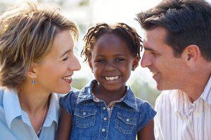Accepter le système de l'enfant adopté