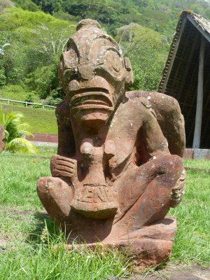 Le Mana ou la victime du Tahu'a