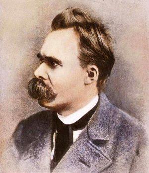 La colère de Friedrich Nietzsche