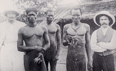 Colonisation et guerre mondiale