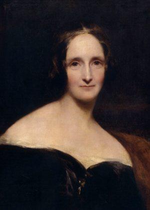 Le Frankenstein de Mary Shelley