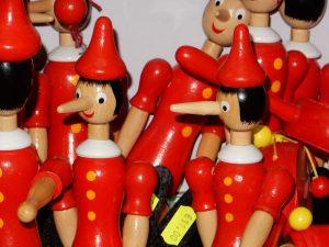La bonne conscience de Pinocchio